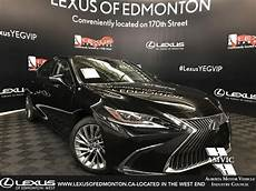 black 2019 lexus es 350 ultra luxury package review