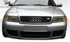 1996 audi a4 front bumper kit 1996 2001 audi a4 s4 b5 duraflex rs4 front bumper cover 1
