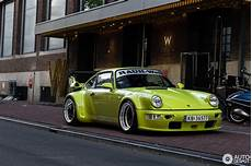 Porsche Rauh Welt Begriff 964 Turbo 27 May 2017 Autogespot