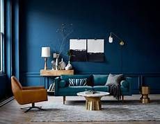 How To Make Blue Walls Work Front