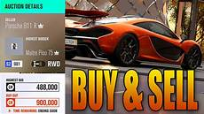 Forza Horizon 3 Buy Sell Cars In The Auction House