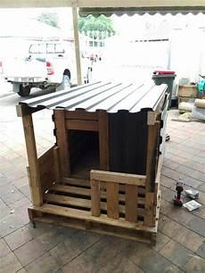 Hundehütte Selber Bauen Paletten - dem quot besten freund quot eine hundeh 252 tte selber bauen m 246 bel