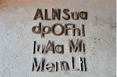 Industrielle Vintage Buchstaben Aus Metall Bei Pamono Kaufen