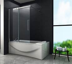 Schiebet 252 R Duschtrennwand Doze 120 X 150 Badewanne