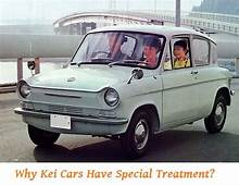 Why Kei Cars Have Special Treatment  Car News SBT