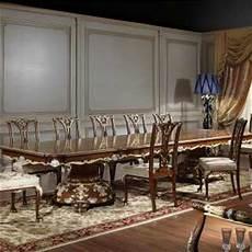 sale da pranzo di lusso tavolo per ricevimento di lusso in stile classico luigi xv