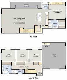 4 bedroom double storey house plans wanaka 4 bedroom 2 storey house plans new zealand ltd