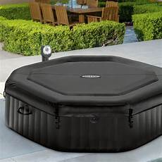 spa gonflable intex 6 places octogonal