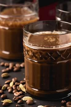 Cold Brewed Coffee - cardamom cold brewed coffee light orange bean