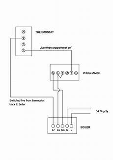 timer boiler and stat wiring diynot