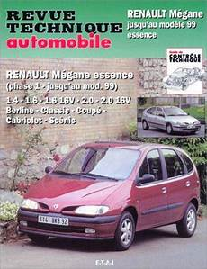 Revue Technique Renault M 233 Gane Sc 233 Nic Phase 1 Essence 14 16