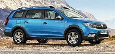 Dacia Logan Neu - the new dacia logan mcv stepway myautoworld