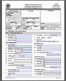 i 129f sle form petition for fiance 171 visa tutor