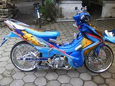 Modifikasi Jupiter by Area Modifikasi Jupiter Z Modif Transferbody 9in1