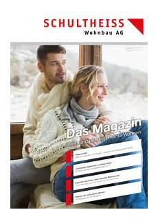 Immobilien Magazin N 252 Rnberg Schultheiss Wohnbau Ag