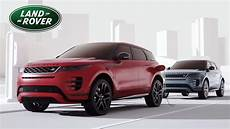 2019 range rover evoque in hybrid technology