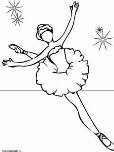 ballerina coloring pages and print ballerina