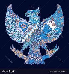 500 Gambar Garuda Batik Paling Keren Infobaru