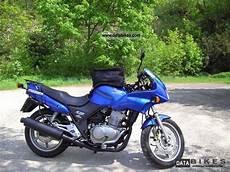 2002 honda cb 500 s