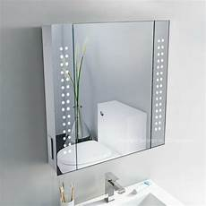 Bathroom Mirror Cabinet With Shaver Socket