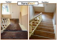 treppe neu belegen treppen mit parkett belegen g 252 nstig schnell und einfach