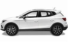 seat arona fr edition blanco seat arona review