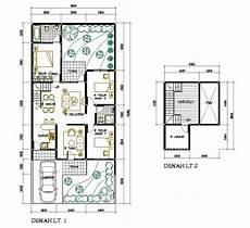 Contoh Design Rumah Dan Denah Tokomatrial