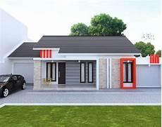 Contoh Rumah Minimalis Tak Depan
