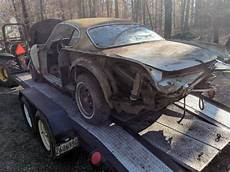 1968 i think volvo p1800 2s 1800s parts car classic volvo p1800 1968 for sale