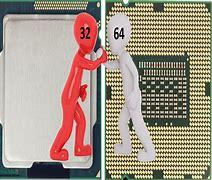 Image result for 32 bit vs 64 bit os
