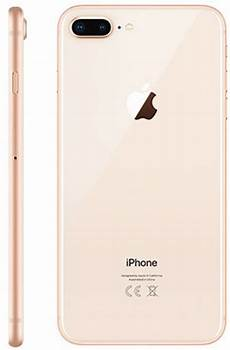 Apple Iphone 8 Plus 256gb Gold Lte Cellular Talk