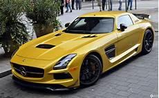 2013 Mercedes Sls Amg Black Series