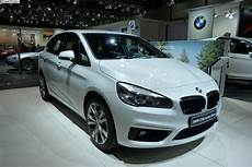 bmw 218i active tourer in alpine white photo gallery