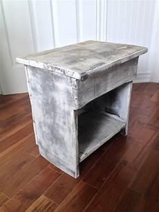 Table De Chevet Meuble Shabby Chic