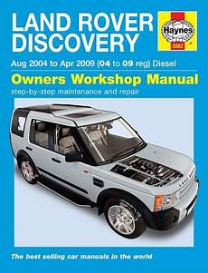 car repair manuals online free 2009 land rover range rover sport on board diagnostic system 2004 2009 land rover discovery diesel haynes repair manual