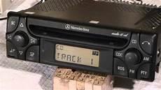 Autoradio Mercedes Audio10 Cd Laurent