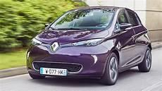 2018 Renault Zoe Driving Interior Exterior