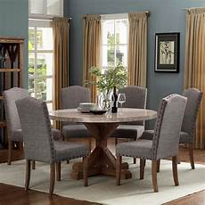 crown mark vesper dining dining with table