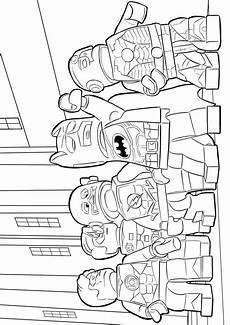 kolorowanka lego heroes nr 4 kolorowanka darmowe