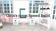 Bedroom Ideas Bloxburg by Welcome To Bloxburg S Bedroom Speed Build