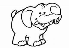 Malvorlagen Elefanten Ausdrucken Ausmalbilder Elefanten 12 Ausmalbilder Tiere