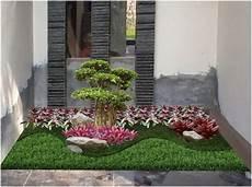 Gambar 10 Taman Rumah Minimalis Terindah Desain Pojok Di