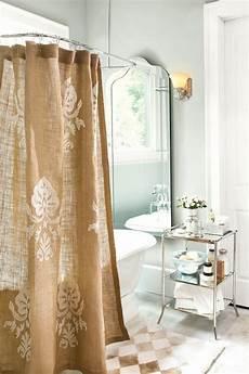 Home Decor Ideas Curtains by Burlap Home Decor Ideas Of Me