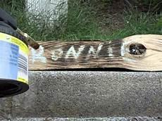 holz auf alt bearbeiten branding holz dekoration mit offener flamme 2