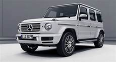 Mercedes G Class Amg Line Adds A Touch Of Style