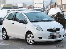 2007 Toyota Yaris Diesel Climate Polski Salon Car