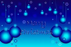 merry christmas blue wallpaper photo sharing