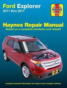 how to download repair manuals 2011 ford explorer parental controls explorer haynes manuals