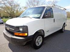 best auto repair manual 2006 chevrolet express 2500 head up display purchase used clean 2006 chevy express 3500 cargo van 1 owner 34 service records no reserve in
