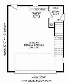 cool house plans garage apartment garage plan 51493 2 car garage apartment modern style